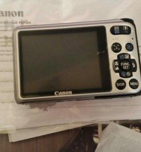 Цифровой фотоаппарат Canon PowerShot A3000 IS.