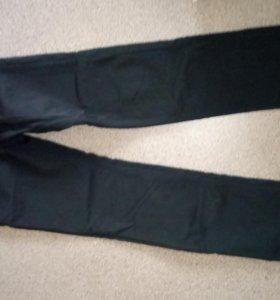 брюки детские утепленные