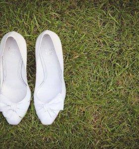 Туфли Nando Muzi 38 размер