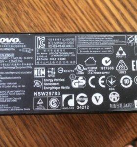 Зарядник от ноутбука LENOVO