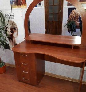 Зеркало-стол