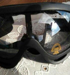 Очки для сноубординга