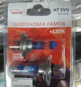 Лампа H7 sho-me