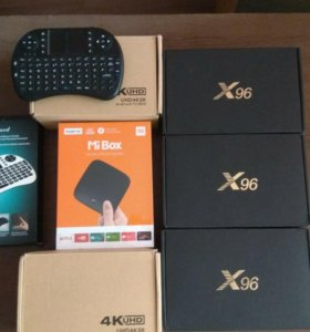 Тв приставка X96 2/16 Gb