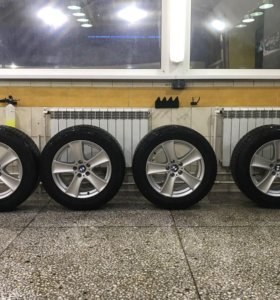 Комплект зимних колес BMW