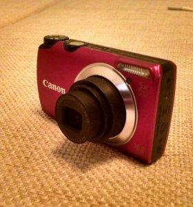 Фотоаппарат Canon A3300