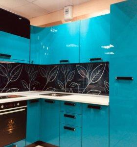 Изготовим кухонные гарнитуры любой сложности 👍