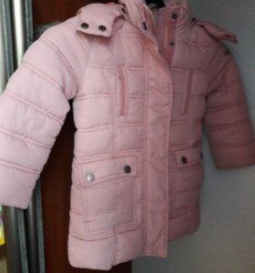 Брендовая зимняя курточка Acoola