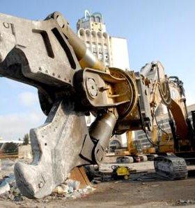 Демонтаж Промышленный