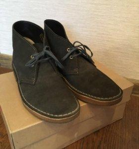 Ботинки Clarks Desert Boots 39.5 женские