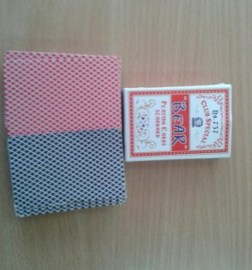 Продам карты (покерные)
