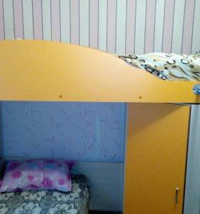 Мебель для спальни модульная