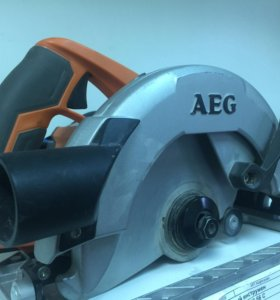 Циркулярка AEG KS 66c