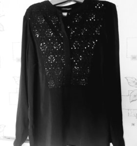 Очень красивая блузка L