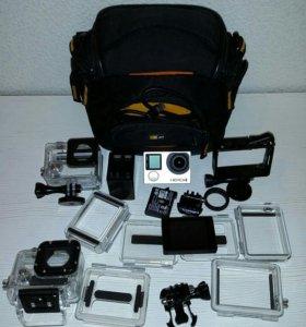 GoPro-4 black