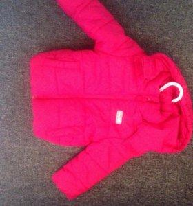 Детская куртка BabyGo р-р 74