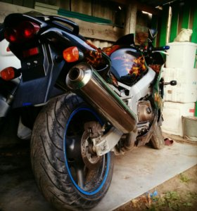 Kawasaki Ninga ZX-9R