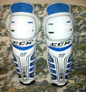Щитки хоккейные CCM.