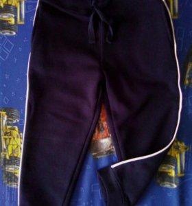Штаны для мальчика спортивные теплые