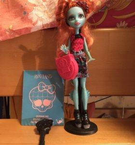 Кукла Monster High Lorna McNessie