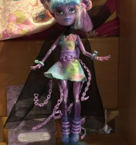 Кукла Monster High River Styxx