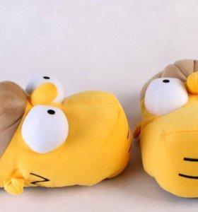 Тапочки Симпсоны