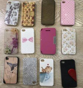Чехлы на iphone 4 4s