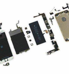 Айфон 6 Золото на запчасти