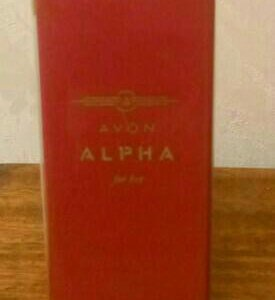 Парфюмерия Avon Alpha женский аромат