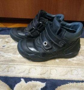 осенние ботинки 29 размер