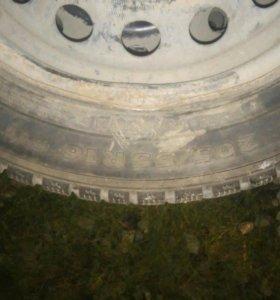 Колёса на R16