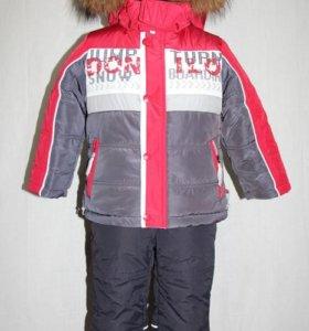 Новый Donilo зимний костюм р.86-104