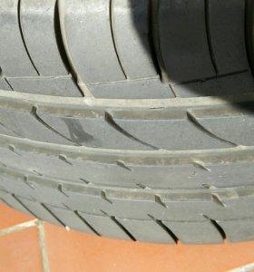 Резина летняя 235/50r18 Dunlop