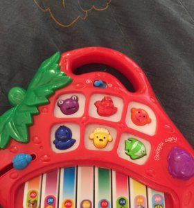Интерактивная музыкальная игрушка