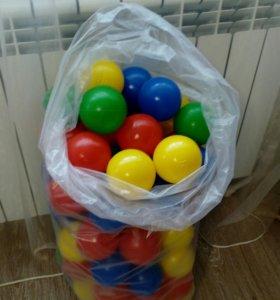 Мячики для сухого бассейна/палатки