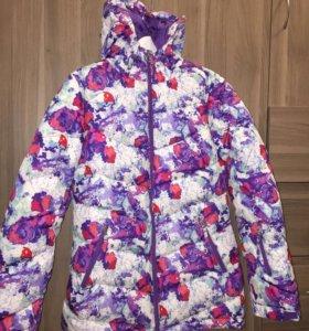 Куртка спортивная горнолыжная/сноубординг