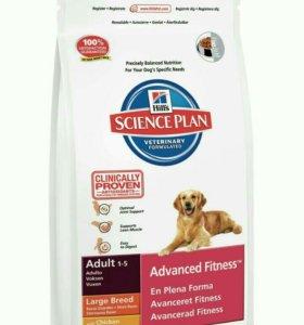 """Корм для собак: """"Professional science plan""""."""