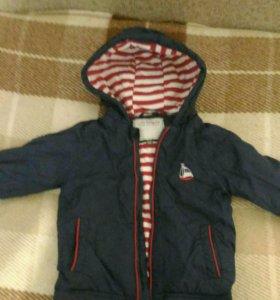 Курточка, ветровка, размер 92