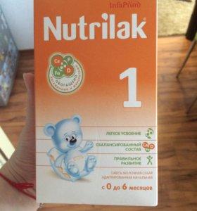 Молочная смесь Nutrilak 1