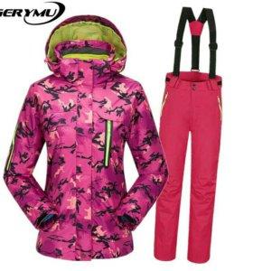 Лыжный костюм L
