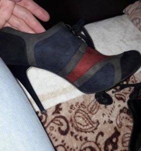 Ботинки турецкие дорогие