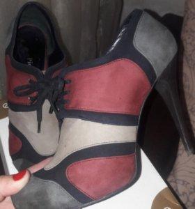 Ботинки Турция