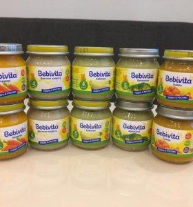 Детское питание Bebivita