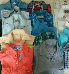Школьные рубашки и брюки 👖