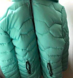 Куртка-пуховик, 46 размер, очень тёплая