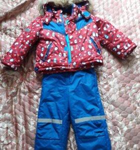 Зимний мембранный костюм для мальчика