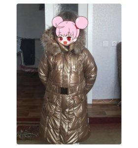 Пальто зимние(BORN)