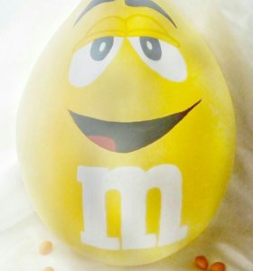 Упаковка для подарков  M&M's