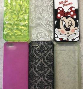 Чехлы для iPhone 5s