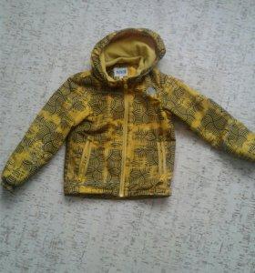 Куртка весна-осень р.122